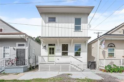 New Orleans Single Family Home For Sale: 8405 Cohn Street