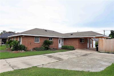Single Family Home For Sale: 5767 Campus Boulevard