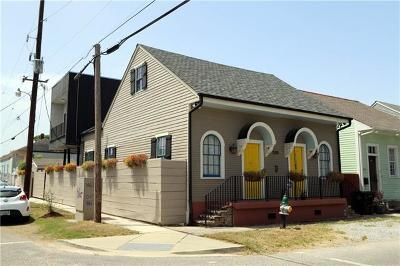 New Orleans Single Family Home For Sale: 1200 Pauline Street
