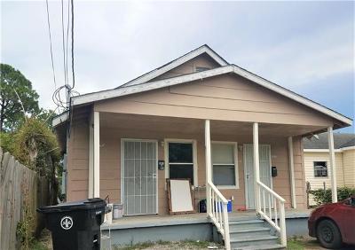 Multi Family Home For Sale: 1021 Egania Street