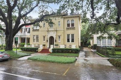 New Orleans Condo For Sale: 7014 St Charles Avenue #A
