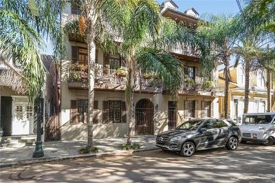 New Orleans Condo For Sale: 1029 Esplanade Avenue #6