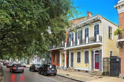 New Orleans Single Family Home For Sale: 936 Esplanade Avenue