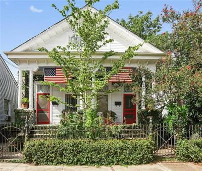 New Orleans Multi Family Home For Sale: 3317 Dauphine Street