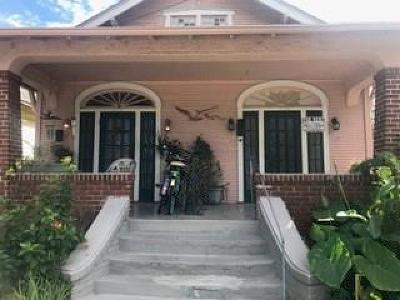New Orleans Multi Family Home For Sale: 1514 N Tonti Street