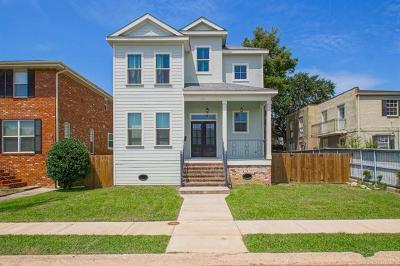 New Orleans Single Family Home For Sale: 6910 Orleans Avenue