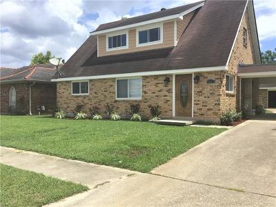 Single Family Home For Sale: 4617 Lafon Drive