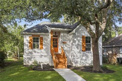 Slidell Single Family Home For Sale: 57947 Jefferson Avenue