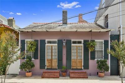New Orleans Single Family Home For Sale: 1410 Dauphine Street
