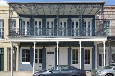 New Orleans Condo For Sale: 1117 St Mary Street #2A