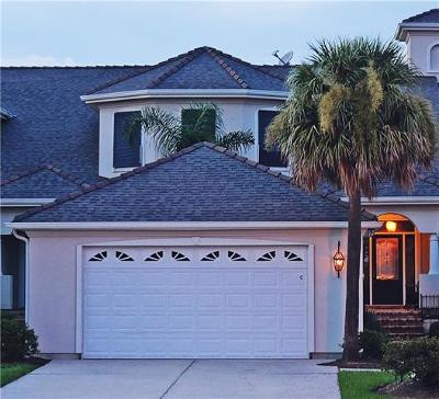 Slidell Townhouse For Sale: 1419 Royal Palm Drive #C