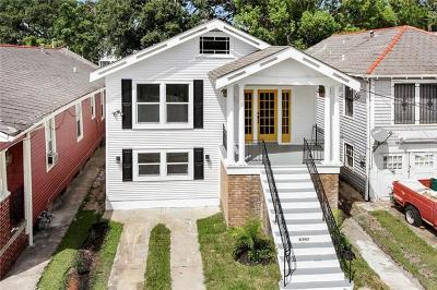 New Orleans Single Family Home For Sale: 4517 Elba Street