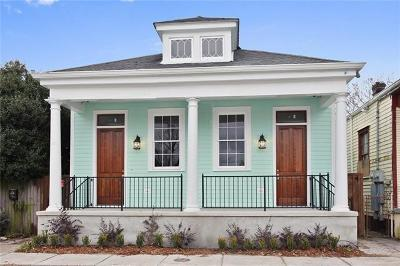 New Orleans Single Family Home For Sale: 1119 France Street