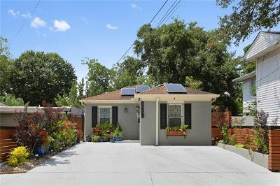 New Orleans Single Family Home For Sale: 1929 Rendon Street