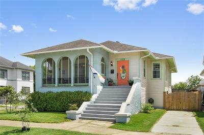 New Orleans Single Family Home For Sale: 2535 Peniston Street