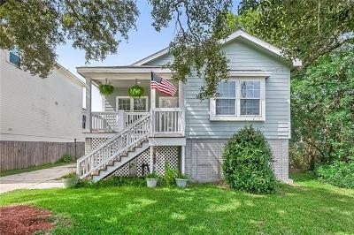 New Orleans Single Family Home For Sale: 1413 Prentiss Avenue