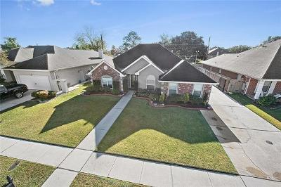 Mereaux, Meraux Single Family Home For Sale: 2009 Landry Court