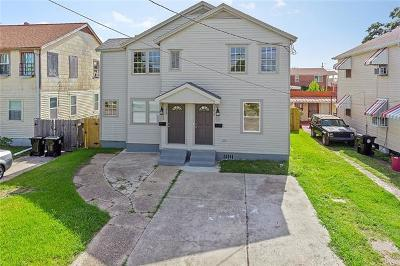 New Orleans Multi Family Home For Sale: 3817 Paris Avenue