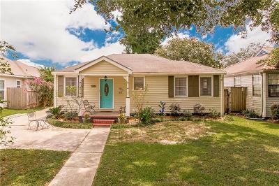 Metairie Single Family Home For Sale: 603 Elmeer Avenue