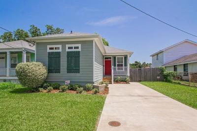 Single Family Home For Sale: 3927 Hamburg Street