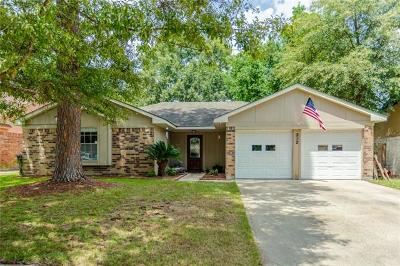 Slidell Single Family Home For Sale: 312 Holmes Drive