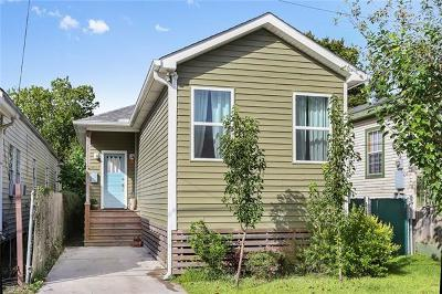 New Orleans Single Family Home For Sale: 8622 Spruce Street