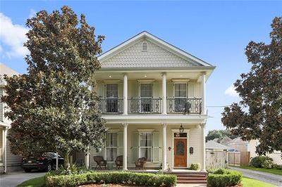 New Orleans Single Family Home For Sale: 916 French Street