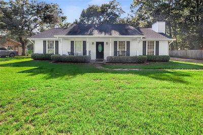 Madisonville LA Single Family Home For Sale: $205,000