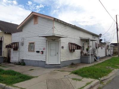 New Orleans Multi Family Home For Sale: 2239 Foucher Street