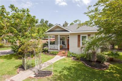 Slidell Single Family Home For Sale: 402 Teddy Avenue