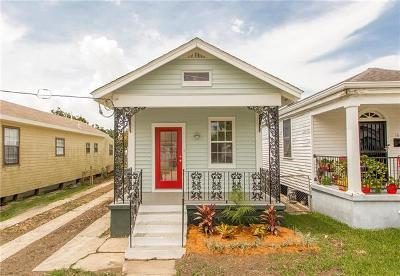 New Orleans Single Family Home For Sale: 1626 Piety Street