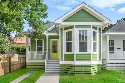 New Orleans Single Family Home For Sale: 2407 Lavender Street