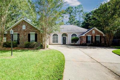 Single Family Home For Sale: 1127 Meadow Court