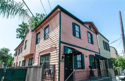 New Orleans Condo For Sale: 1824-26 Burgundy Street #2