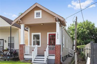 New Orleans Single Family Home For Sale: 1928 Joliet Street