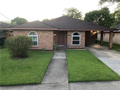 Metairie Single Family Home For Sale: 1500 Cleary Avenue