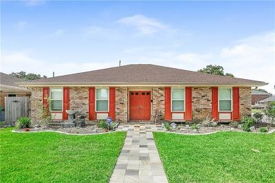 Metairie Single Family Home For Sale: 4601 Green Acres Court
