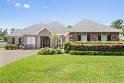 Mandeville Single Family Home For Sale: 2274 McNamara Street