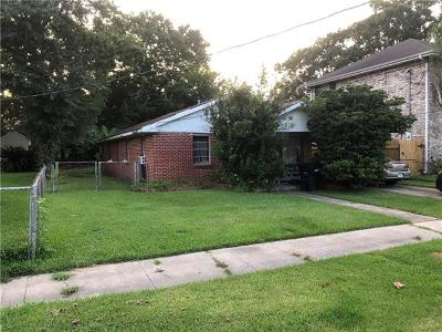 River Ridge, Harahan Single Family Home For Sale: 170 Woodlawn Avenue