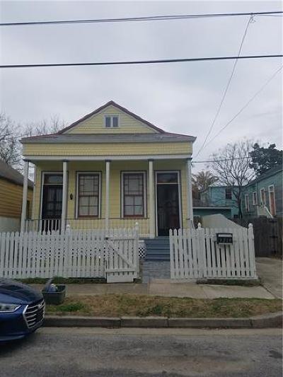New Orleans Single Family Home For Sale: 3219 St Philip Street
