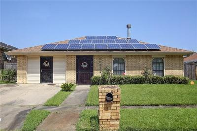 New Orleans Single Family Home For Sale: 11111 Parkwood Court
