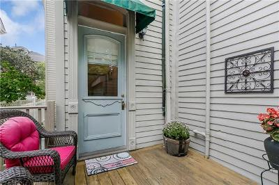 New Orleans Condo For Sale: 1126 Webster Street #A