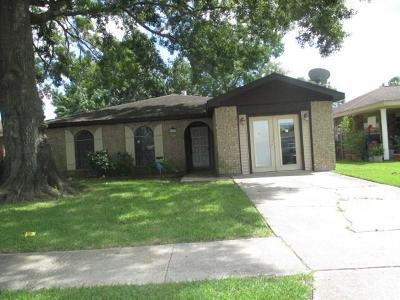 Marrero Single Family Home For Sale: 5088 Oak Bayou Avenue