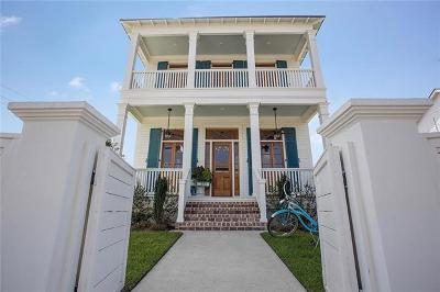 New Orleans Single Family Home For Sale: 6522 Center Street