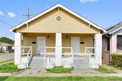 New Orleans Multi Family Home For Sale: 2700 New Orleans Street