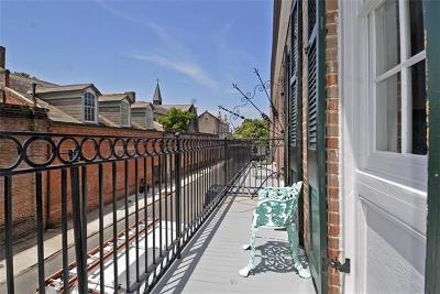 New Orleans Condo For Sale: 1005 Barracks Street #6