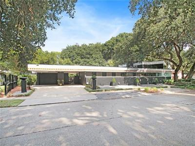 New Orleans Single Family Home For Sale: 28 Park Island Drive