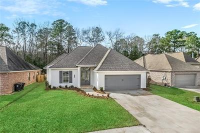 Madisonville Single Family Home For Sale: 389 Brown Thrasher Loop
