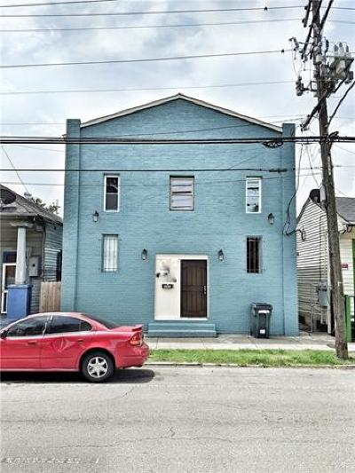 New Orleans Multi Family Home For Sale: 2420 Martin Luther King Boulevard