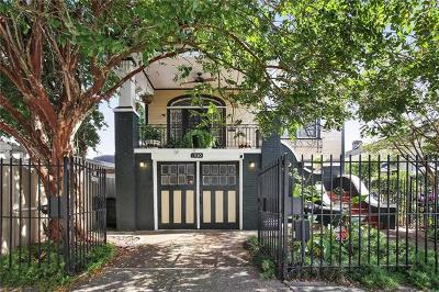 New Orleans Single Family Home For Sale: 1930 N Rampart Street